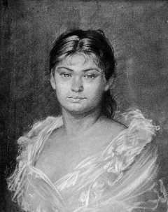 Portrait de Mlle de B.