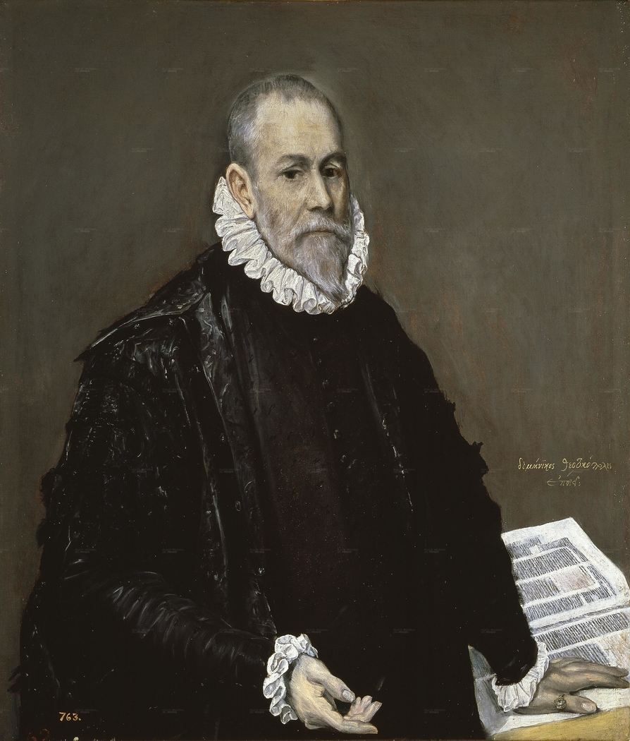 Portrait of a Doctor