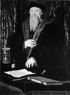 Portrait of a Man, Possibly Jean de Langeac (died 1541), Bishop of Limoges