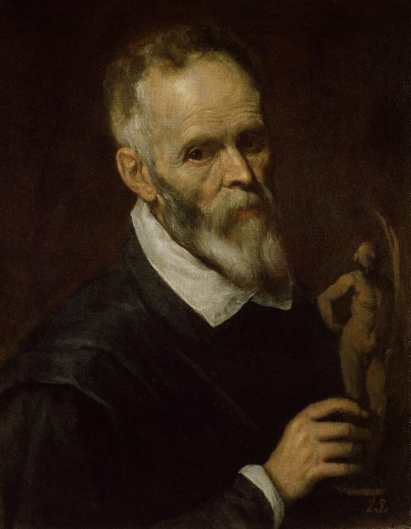 Portrait of a Sculptor