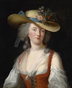 Portrait of Anne Catherine Le Preudhomme de Châtenoy, Comtesse de Verdun