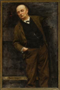 Portrait of Artur Potocki [?]