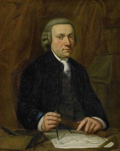 Portrait of Barend Goudriaan Ariesz.