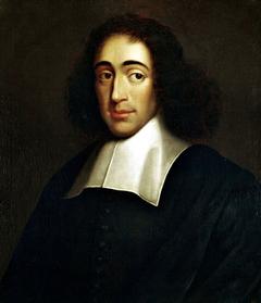 Portrait of Benedictus de Spinoza (1632-1677)