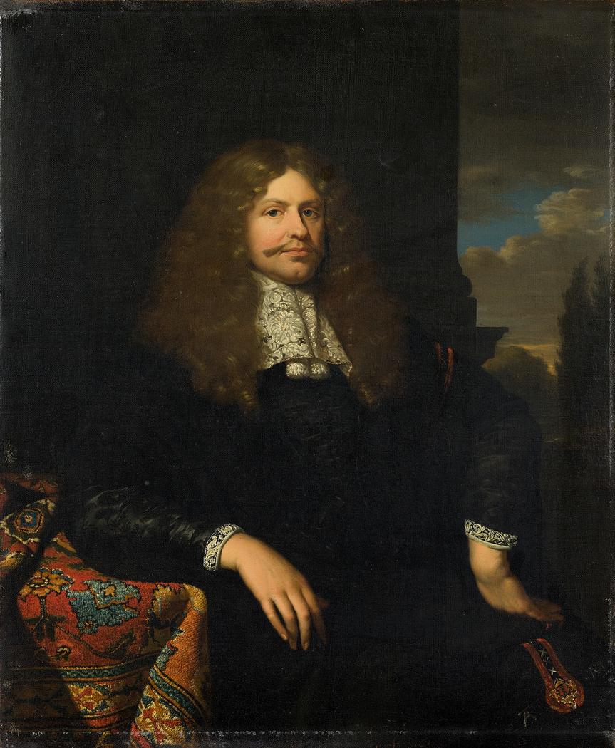 Portrait of Cornelis Backer (1633-1681)