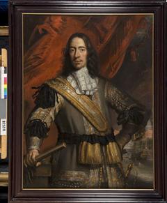 Portrait of Cornelis de Witt (1623-1672)