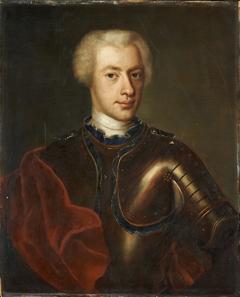 Portrait of Hans Jacob Scheel