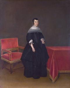 Portrait of Hermanna van der Cruis
