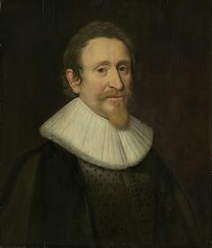 Portrait of Hugo Grotius, Jurist