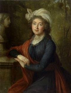 Portrait of Izabela Lubomirska née Czartoryska