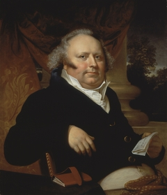 Portrait of Jacob Gerard Koch