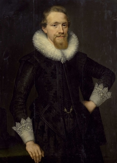 Portrait of Jacob Pergens