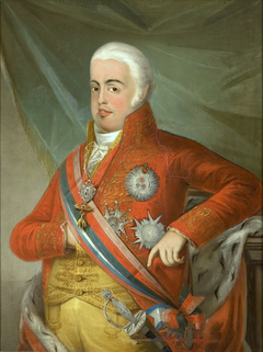 Portrait of John VI of Portugal