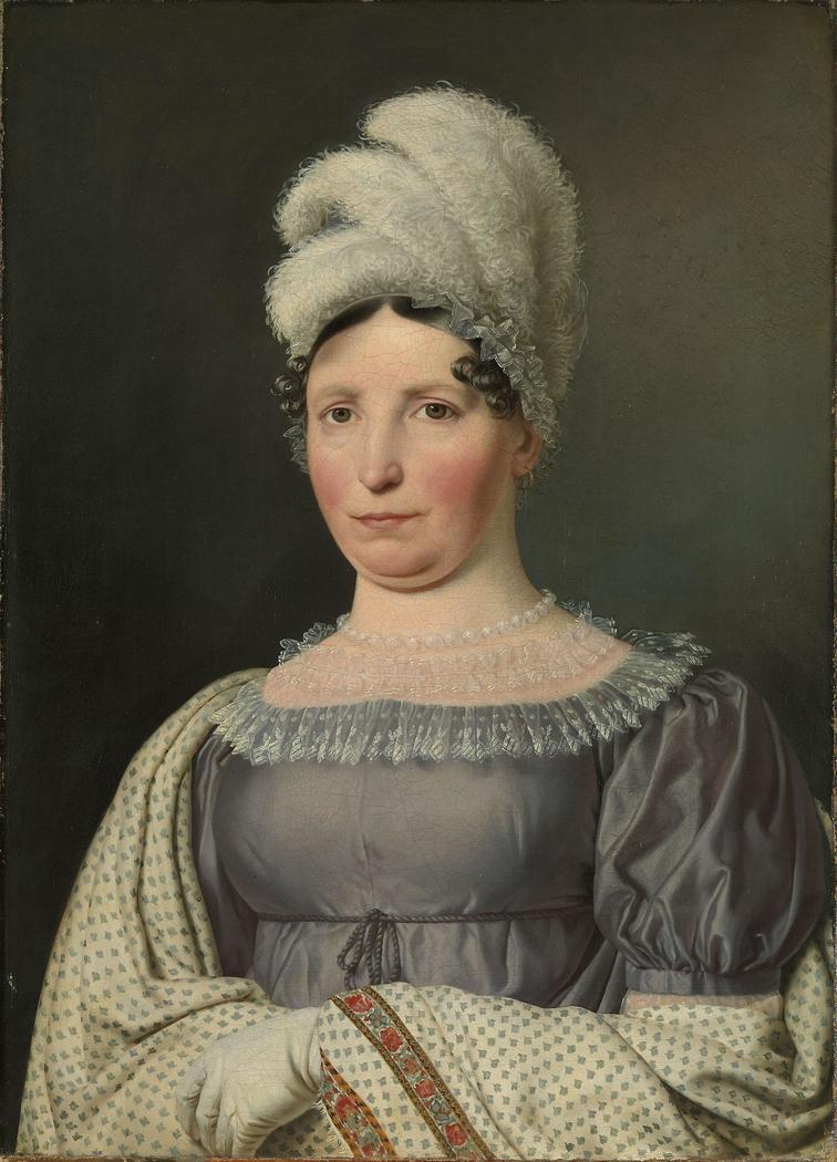 Portrait of Madam Wolff