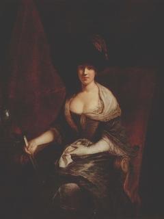 Portrait of Maria Susanna Dinglinger