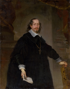 Portrait of Maximilian Heinrich, Elector and Archbishop of Cologne