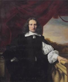 Portrait of Pieter Bouwens