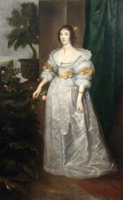 Portrait of Rachel Fane, Countess of Bath
