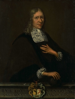 Portrait of Rycklof van Goens, Governor-General of the Dutch East India Company