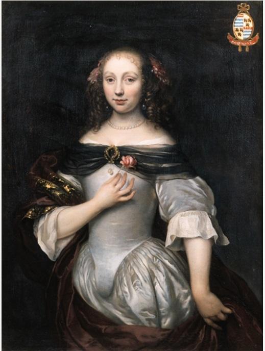 Portrait of Sophia Huydecoper, née Coymans