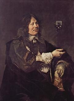 Portrait of Stephanus Geeraerdts