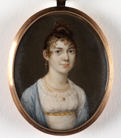 Portrait of the Artist's Sister, Elizabeth Jarvis