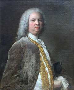 Portrait of the Frankfurt banker Johann Georg Leerse