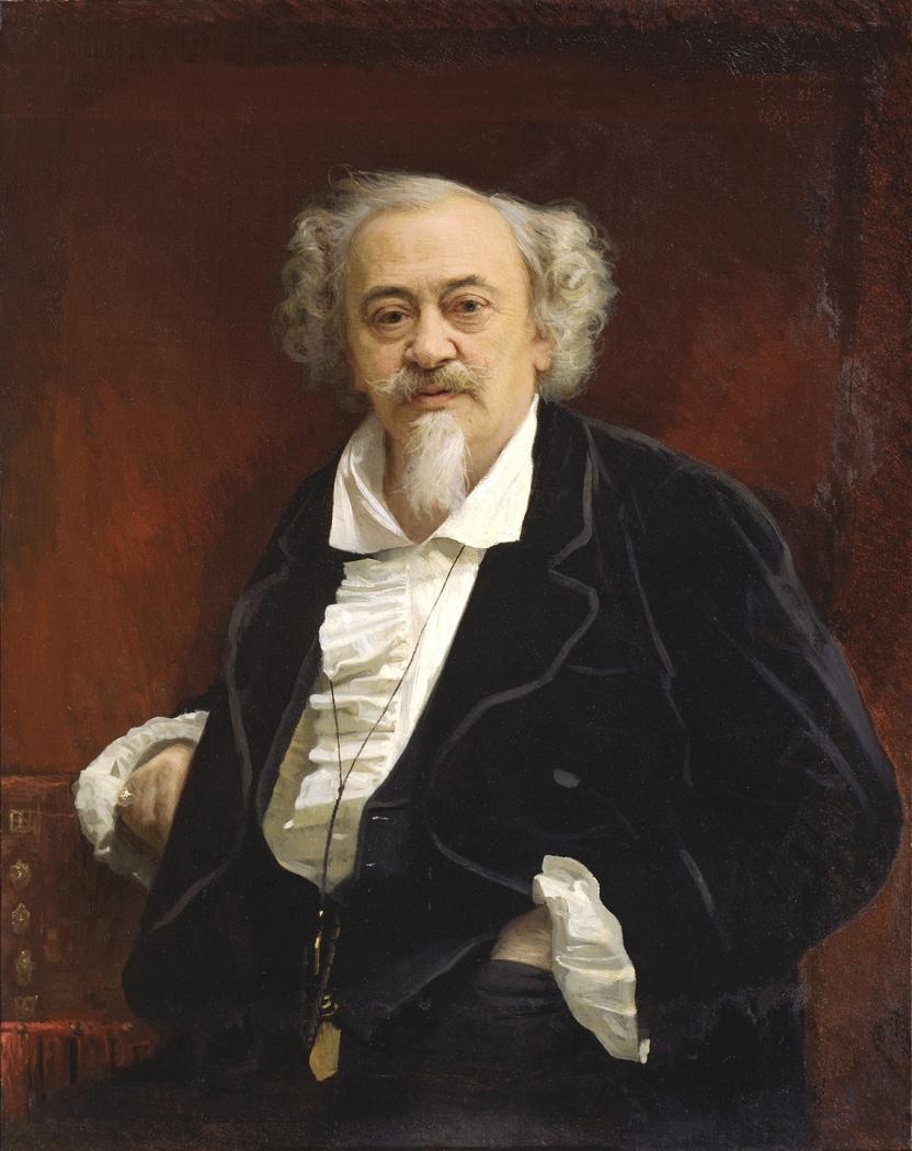 Portrait of Vasily Vasilievich Samoilov