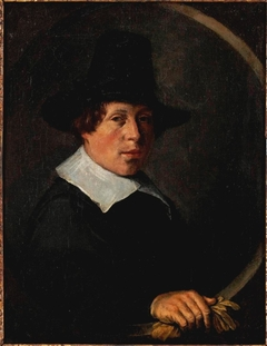 Portrait of Vincent Laurensz van der Vinne
