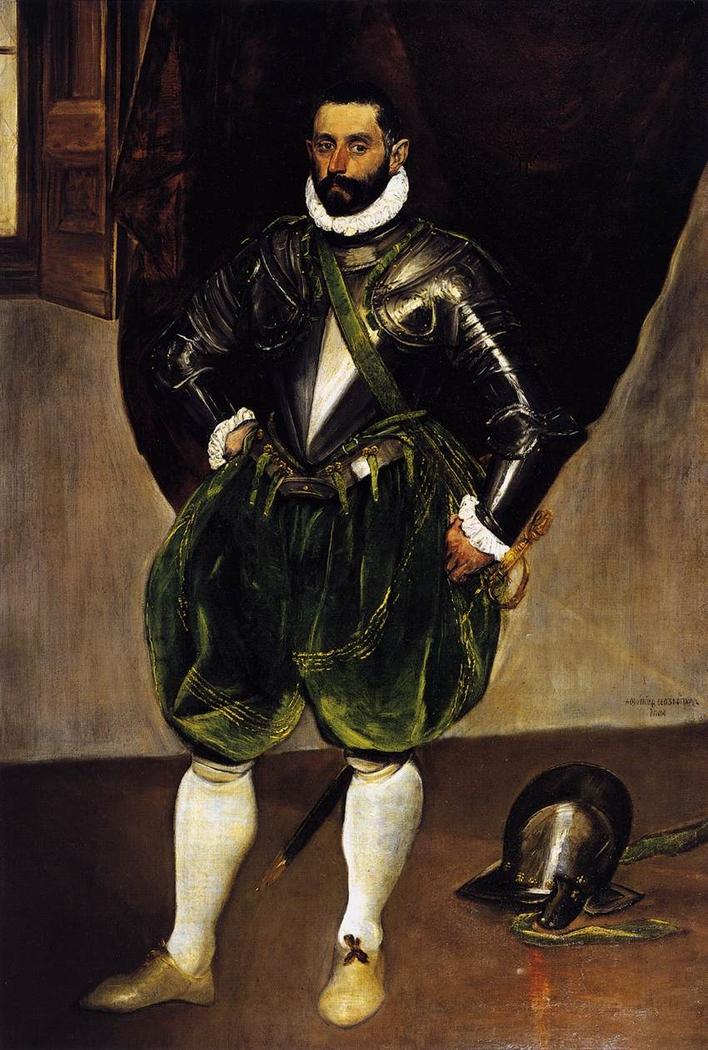 Portrait of Vincenzo Anastagi