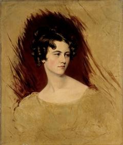 Portrait présumé de la princesse Clémentine de Metternich