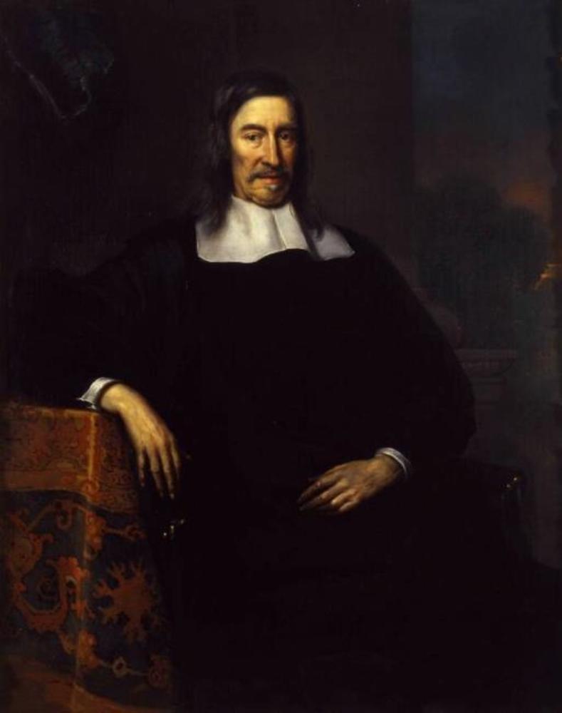 Portret van Jacob de Witt