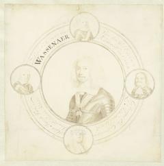 Portret van Jacob van Wassenaer van Obdam