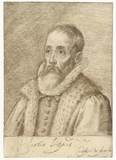 Portret van Justus Lipsius