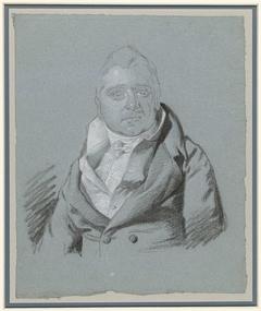 Portret van onbekende heer