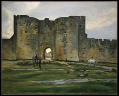 Queen's Gate at Aigues-Mortes