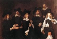 Regents of the Old Men's Almshouse