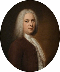 Reputedly George Frederic Handel (1685-1759), aged 52