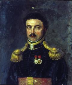 Retrato de Frederico Guilherme Warnhagen