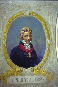 Retrato de Hipólito José da Costa