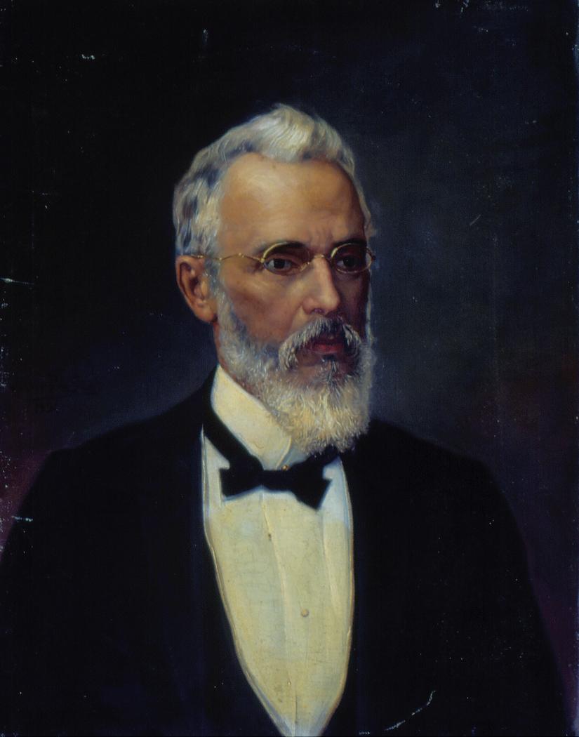 Retrato do Dr. Bernardino de Campos