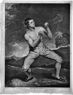 Richard Humphreys, the Boxer