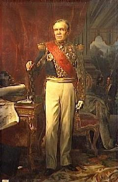 Romain-Joseph Desfossés, amiral de France (1798-1864)