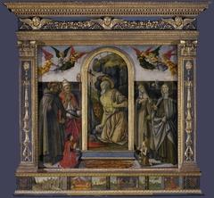 S. Gerolamo Altarpiece
