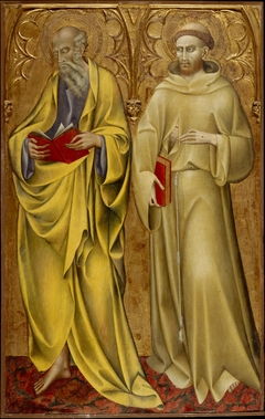 Saints Matthew and Francis