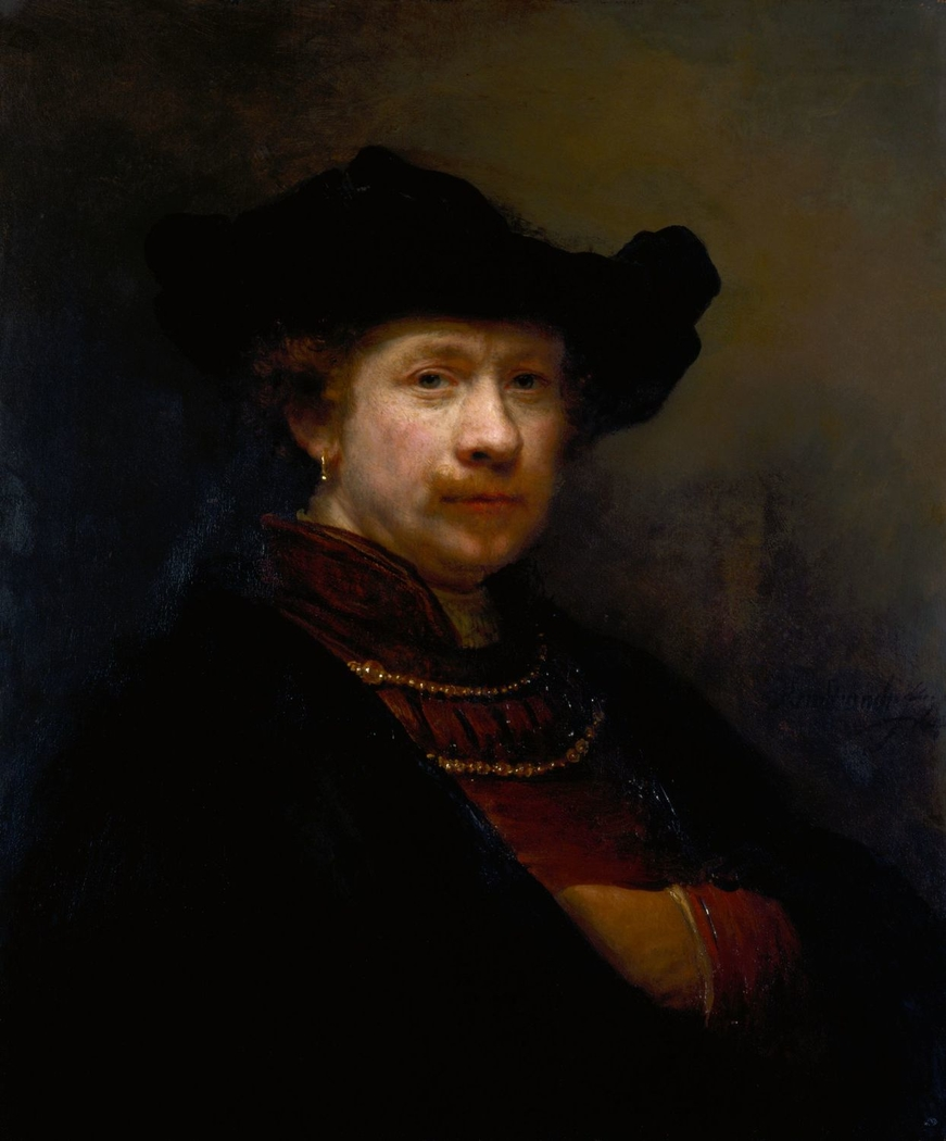 Self-Portrait (Royal Collection)