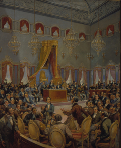 Sessão das Cortes de Lisboa
