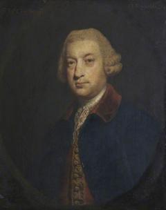 Sir John Chichester, 5th Bt (1721-1784)