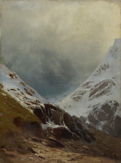 Snowy Mountainsides