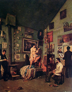 Studio in Paris